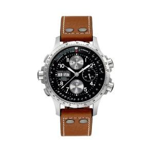 Reloj Hamilton Khaki Aviation X-Wind Auto Chrono H77616533