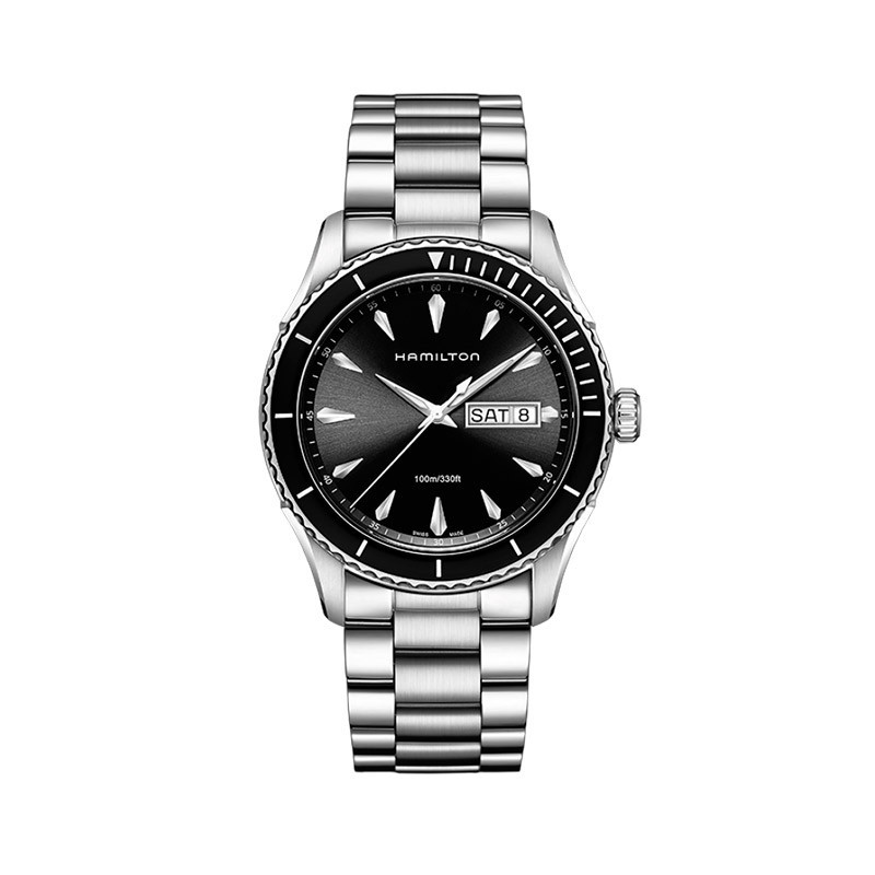 Reloj Hamilton Jazzmaster Seaview Day-Date H37511131