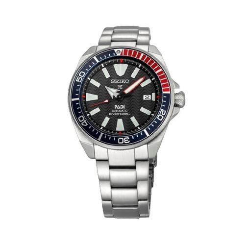 Reloj Seiko 'Prospex' PADI Samurai SRPB99K1