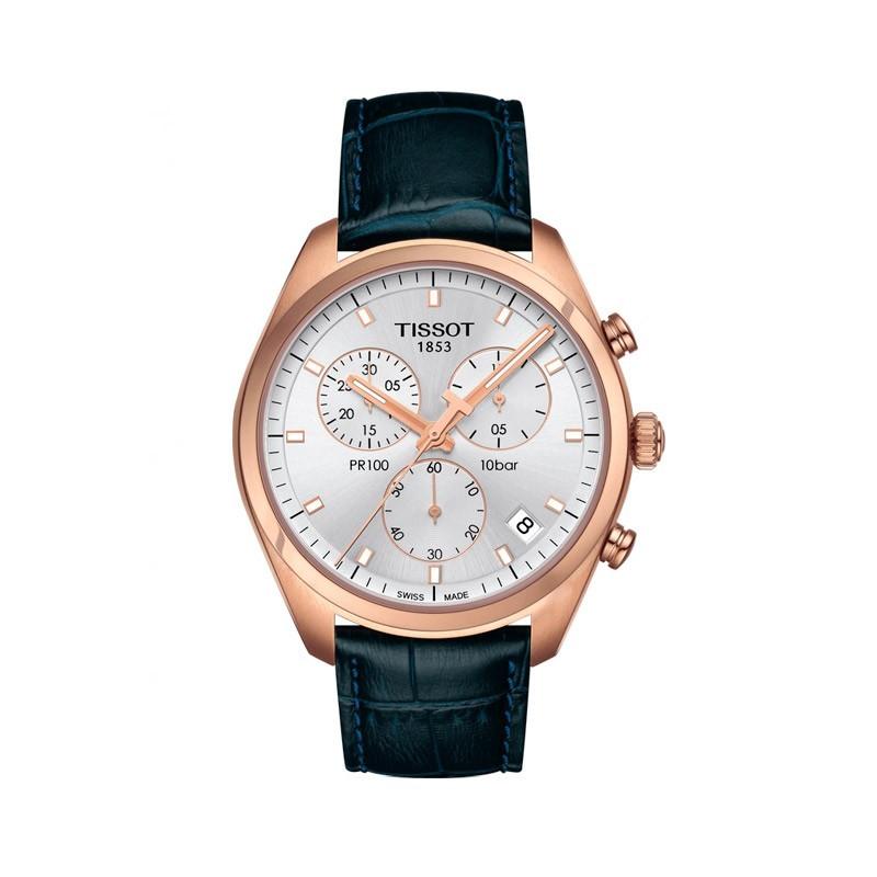 Reloj Tissot T-Classic PR 100 41MM T101.417.36.031.00