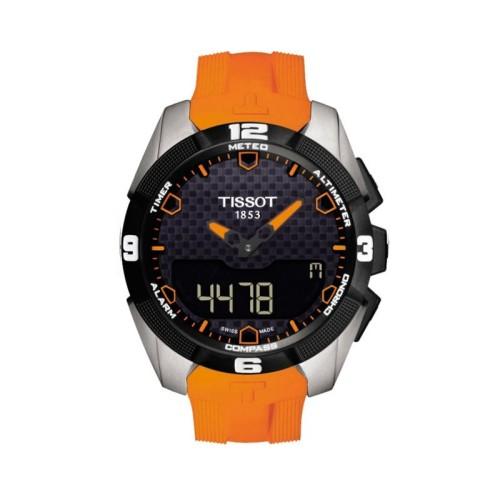 Reloj Tissot T-TOUCH EXPERT SOLAR 45MM T091.420.47.051.01