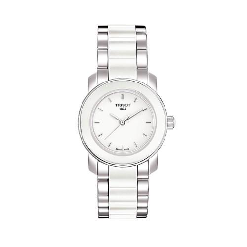 Reloj Tissot T-Trend CERA T064.210.22.011.00