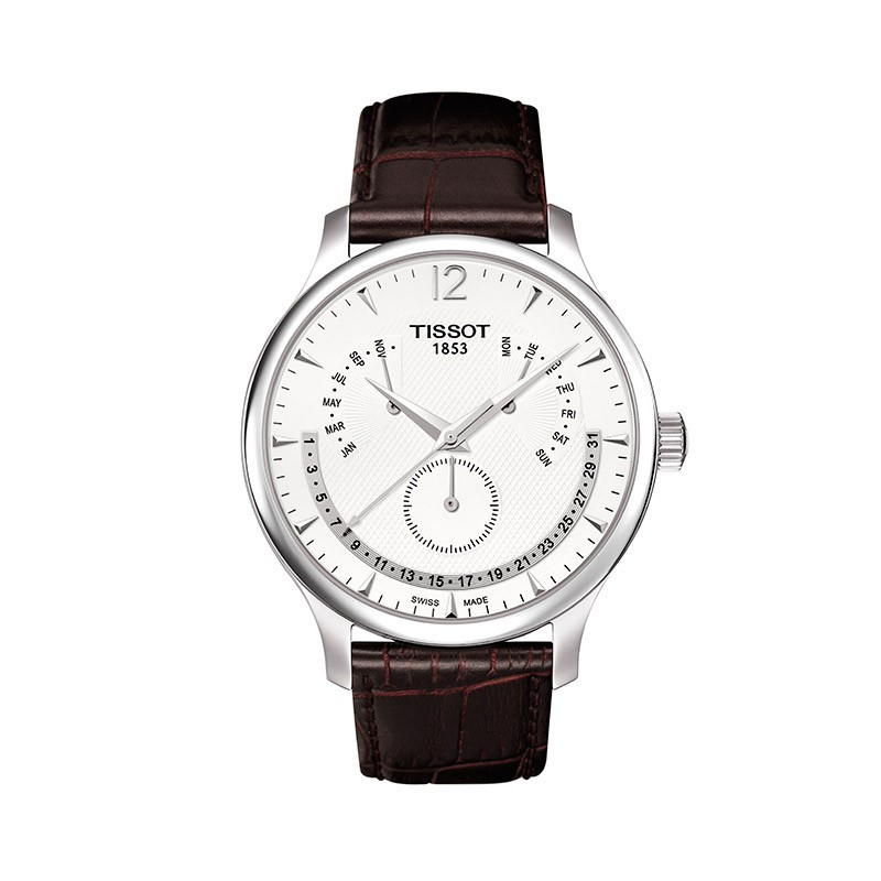 Reloj Tissot T-Classic Tradition Perpetual Calendar T063.637.16.037.00
