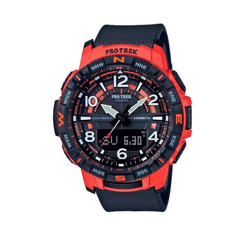 Reloj Casio Pro Trek para Caballero PRT-B50-4ER
