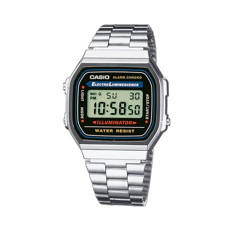 reloj CASIO COLLECTION - VINTAGE- A168WA-1YES