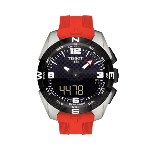 Reloj Tissot T-TOUCH EXPERT SOLAR 45MM T091.420.47.057.00