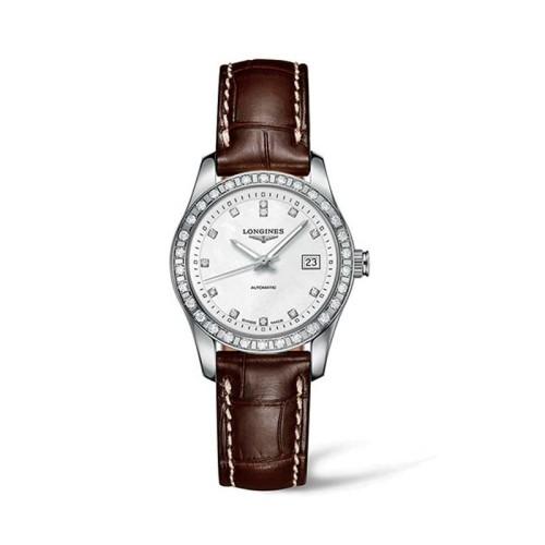 Reloj Conquest Classic Collection Mujer 29.5mm L2.285.0.87.3