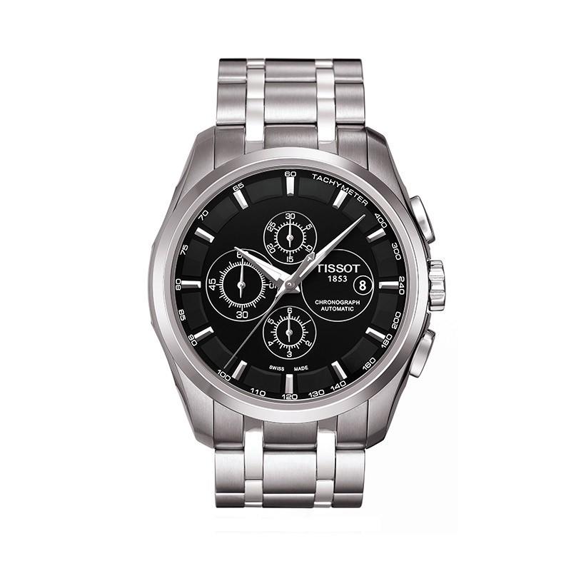 Reloj Tissot T-Classic Courtier T035.627.11.051.00 | JOYERIA LARRABE | RELOJ AUTOMÁTICO