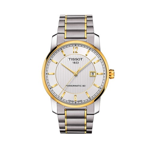 Reloj TISSOT TITANIUM AUTOMATIC GENT T087.407.55.037.00