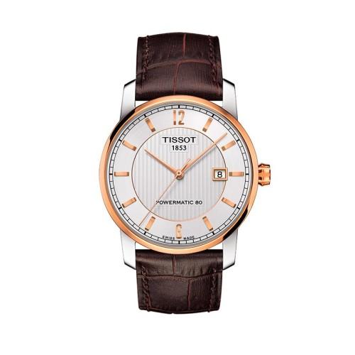 Reloj TISSOT TITANIUM AUTOMATIC GENT T087.407.56.037.00