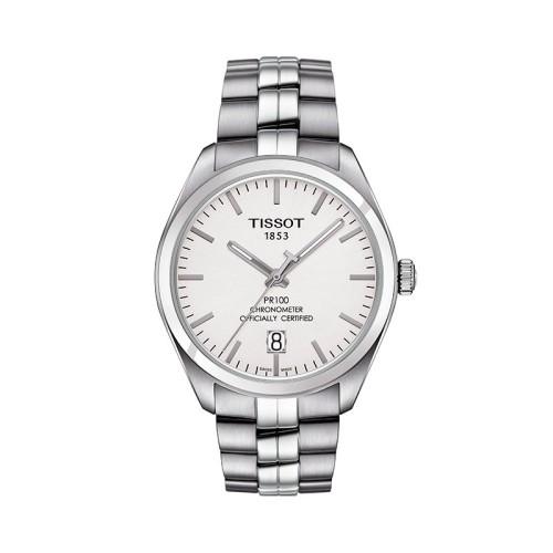 Reloj Tissot T-Classic PR 100 CHRONO- automatic - T101.408.11.031.00