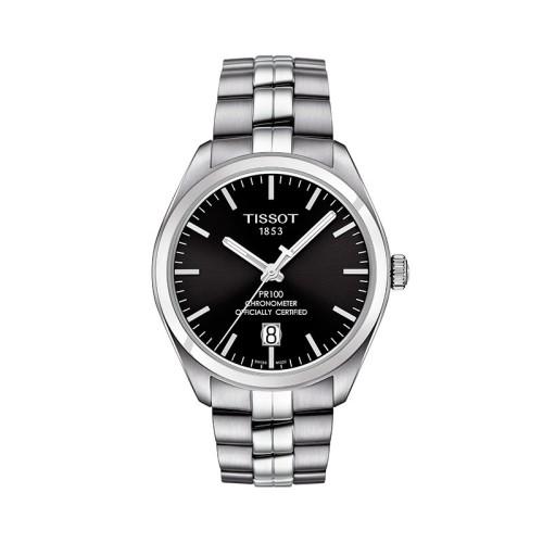 Reloj Tissot T-Classic Chrono PR 100 T101.408.11.051.00