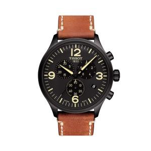 Reloj Tissot Chrono XL T-Sport negro 45mm T116.617.36.057.00