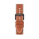 Reloj Tissot Chrono XL T-Sport T116.617.36.057.00 | Detalle correa de piel