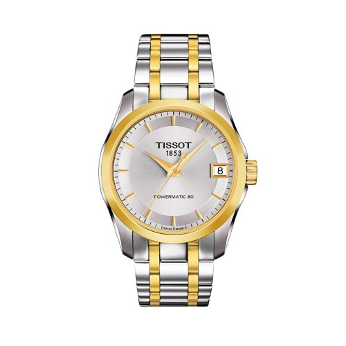 Reloj Tissot T-Classic Couturier POWERMATIC 80 LADY 32MM T035.207.22.031.00