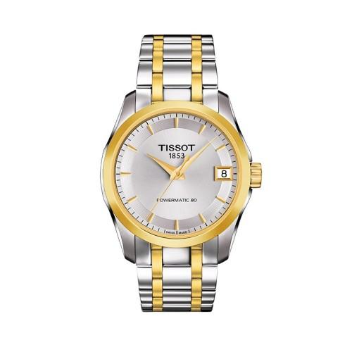 Reloj Tissot T-Classic Couturier POWERMATIC 80 LADY 32MM T035.207.22.031.00