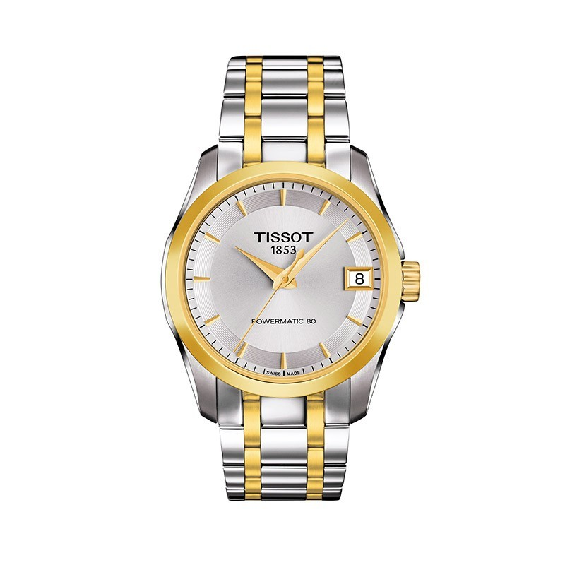Reloj Tissot T-Classic Lady 'Couturier' POWERMATIC 80 T035.207.22.031.00