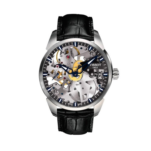 Reloj TISSOT T-CLASSIC T-COMPLICATION 'SQUELETTE' T070.405.16.411.00