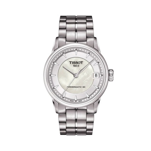 RELOJ TISSOT LUXURY POWERMATIC 80 LADY T086.207.11.111.00