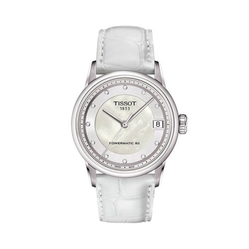 RELOJ TISSOT LUXURY POWERMATIC 80 LADY T086.207.16.116.00
