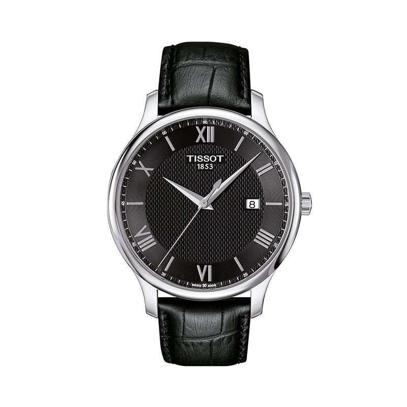 Reloj Tissot T-Classic Tradition T063.610.16.058.00 | Caja: 42,00mm