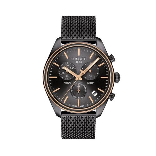 Reloj Tissot PR100 CHRONOGRAPH 41mm T101.417.23.061.00