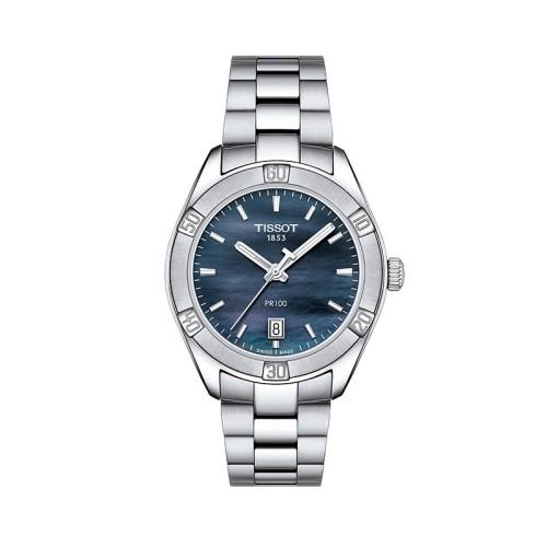 Reloj Tissot T-Classic PR100 SPORT CHIC T101.910.11.121.00