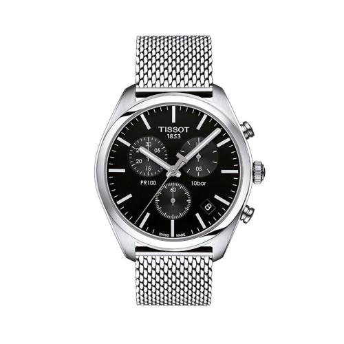Reloj Tissot PR100 CHRONOGRAPH 41mm T101.417.11.051.01
