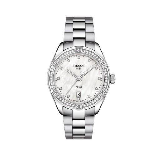 Reloj Tissot PR100 SPORT CHIC 36 mm T101.910.11.036.00