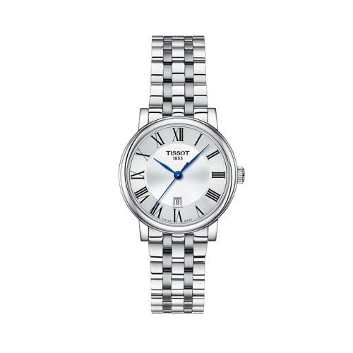 Reloj TISSOT T-WAVE 'CARSON' PREMIUM LADY T122.210.11.033.00