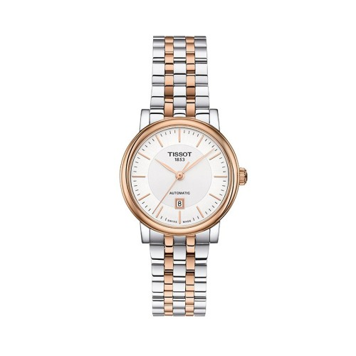 Reloj Tissot T-Classic Carson Premium Automatic Lady T122.207.22.031.01