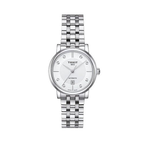 Reloj Tissot T-Classic Carson Automatic Lady T122.207.11.036.00