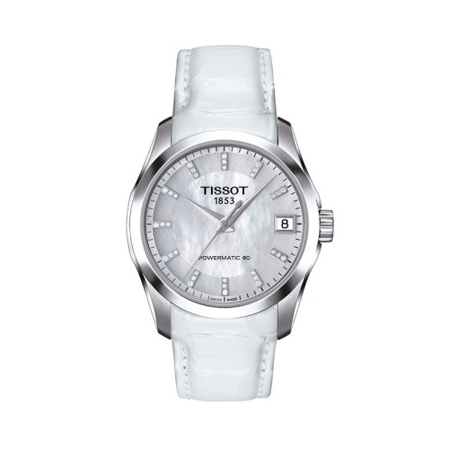 Reloj Tissot T-Classic Couturier POWERMATIC 80 LADY T035.207.16.116.00