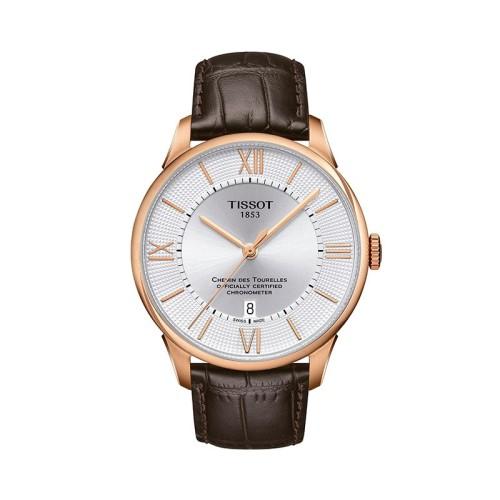 Reloj Tissot T-Classic 'Chemin des Tourulles' T099.408.36.038.00