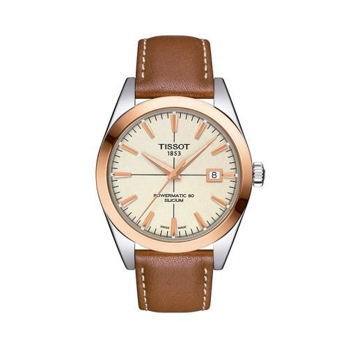 Reloj TISSOT T-GOLD 'GENTLEMAN' AUTOMATIC T927.407.46.261.00