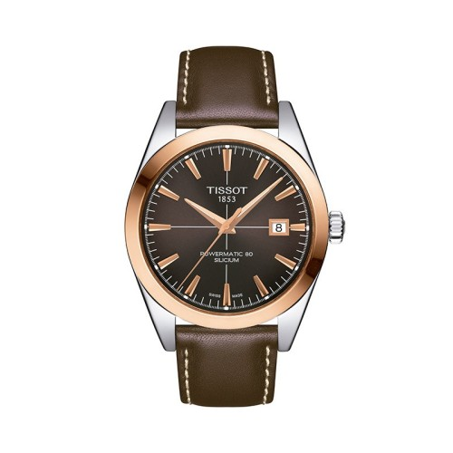 Reloj TISSOT T-GOLD 'GENTLEMAN' AUTOMATIC T927.407.46.291.00