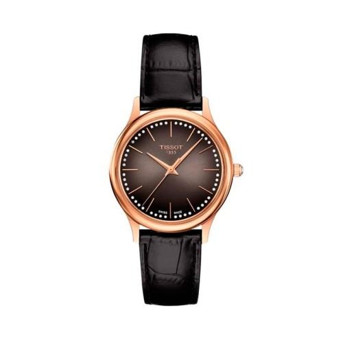 Reloj TISSOT EXCELLENCE LADY 18K GOLD T926.210.76.291.00