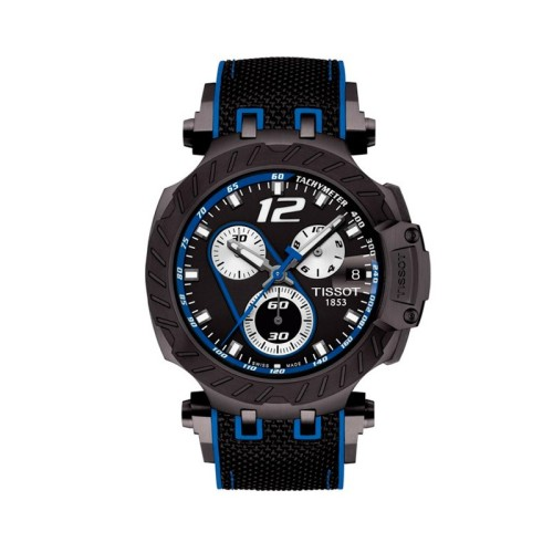 Reloj TISSOT T-RACE THOMAS LUTHI 2019 LIMITED EDITION T115.417.37.057.03