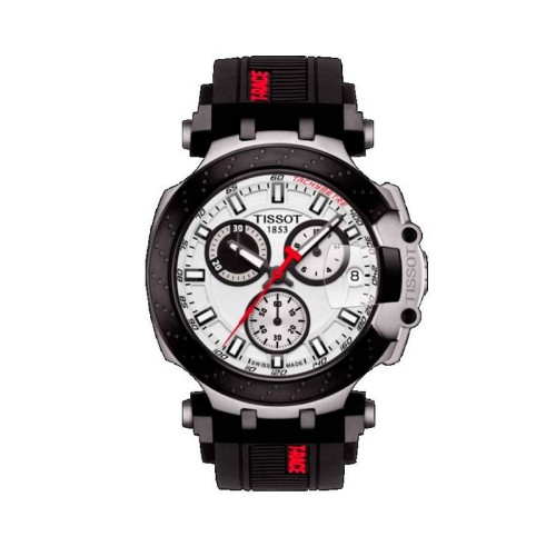 Reloj Tissot T-Race Chronograph 43 mm T115.417.27.011.00