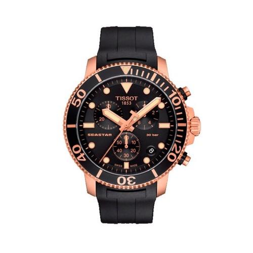 Reloj TISSOT SEASTAR 1000 CHRONO 45,5 mm T120.417.37.051.00