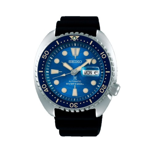 RELOJ SEIKO PROSPEX 'KING TURTLE' SAVE THE OCEAN - TIBURON- SRPE07K1