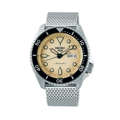 Reloj Seiko 5 Sports -CREAM- SRPD67K1