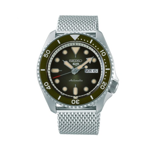Reloj Seiko 5 Sports -green- SRPD75K1