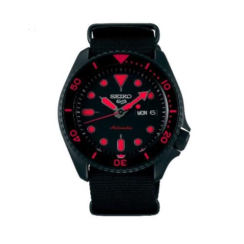 Reloj Seiko 5 Sports -PINK- SRPD83K1