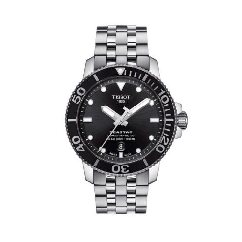 Reloj TISSOT SEASTAR 1000 AUTOMATIC 43 mm T120.407.11.051.00