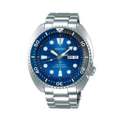 Reloj Seiko Prospex Save the Ocean Auto Diver SRPD21k1