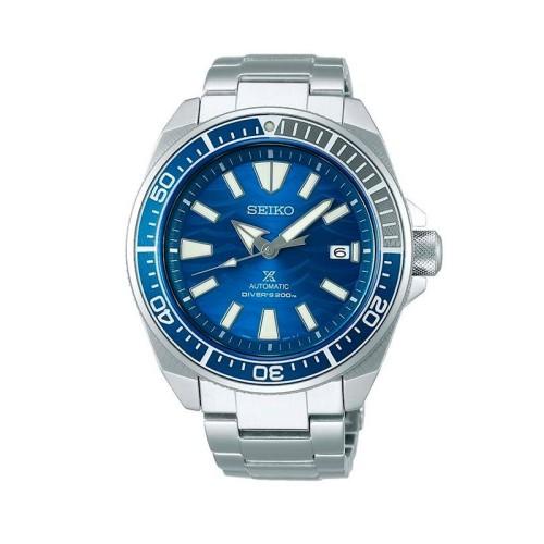Reloj Seiko Prospex Samurai Save the Ocean Auto Diver SRPD23K1