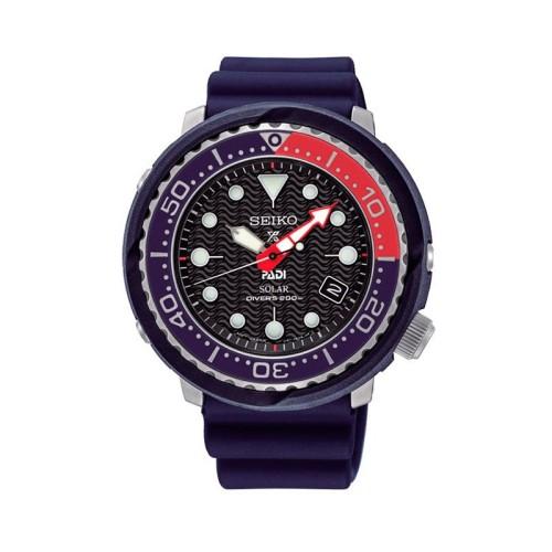 Reloj Seiko Prospex Mar Padi Solar 46,7mm SNE499P1