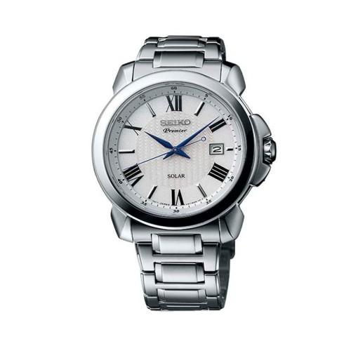 Reloj Seiko Premier Solar SNE453P1