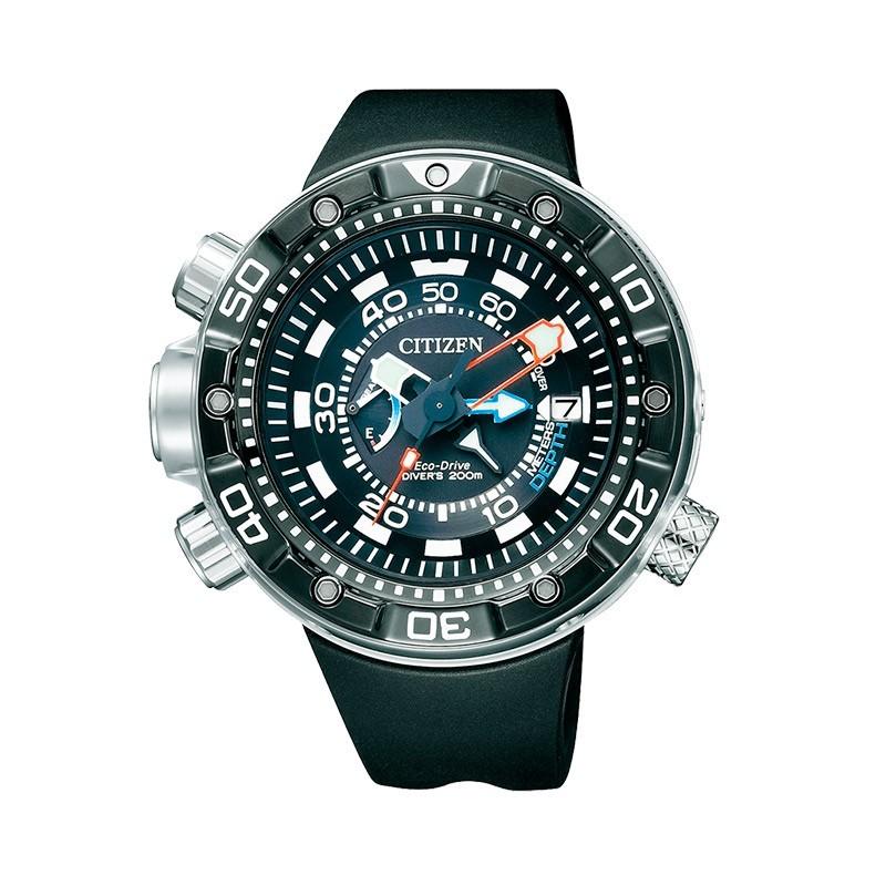 Reloj Citizen Aqualand Promaster Eco Drive BN2024-05E | Reloj de buceo profesional